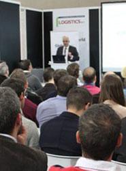 Logistic tiene previsto reunir a más de 120 empresas expositoras, un 35% más que en su pasada edición.