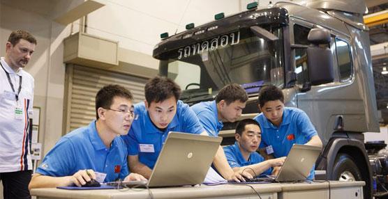 8.000 técnicos de todo el mundo participan en la competición global de servicios organizada por Scania
