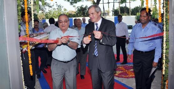 El fabricante de sistemas de climatización para autobuses Spheros inaugura una nueva planta en Noida, India