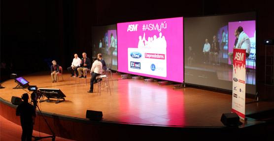 Más de 800 personas de la red ASM participan en la Convención 'ASM y Tú' celebrada en Madrid