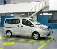Nissan elige Barcelona para la presentación internacional de su nueva furgoneta eléctrica e-nv200