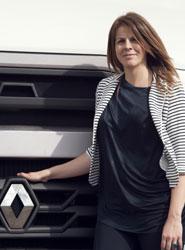 Raquel González, nueva Directora de Marketing y Comunicación de Renault Trucks España-Portugal.