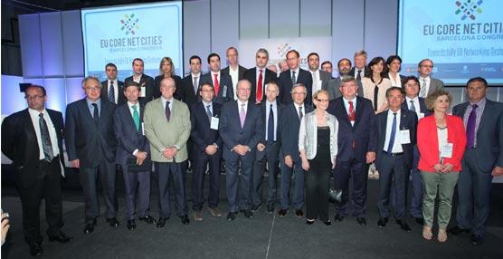Encuentro en Génova por la cohesión territorial en la segunda edición del EU Core Net Cities Congress
