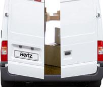 Hertz amplía su red de furgonetas en España, pasando de 16 a 42 oficinas en las que estos vehículos están disponibles