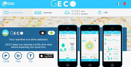 GECO se puede descargar de forma gratuita en la web http://www.geco-drive.fr