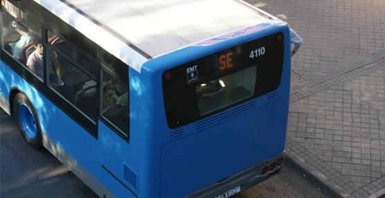 Los autobuses de la EMT cubrirán el servicio de la línea 6 de Metro durante las obras entre Moncloa y Metropolitano