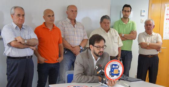 CETCAT y la COT presentan CETCAT-COT, un acuerdo para reivindicar los derechos de los transportistas