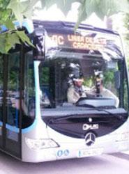 Granada pone en marcha el nuevo servicio de transporte urbano basado en líneas de alta capacidad (LAC)