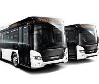 Scania Citywide va a presentar su propia tecnología híbrida en el Salón IAA de Hannover