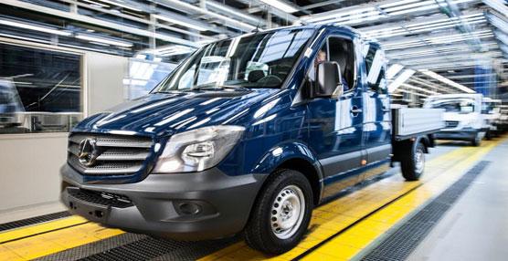La nueva Mercedes-Benz Sprinter se produce en las plantas de Alemania, Estados Unidos, Argentina, China y Rusia.