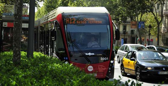 La nueva red de autobuses de Barcelona incorpora cuatro nuevas líneas el 15 de septiembre