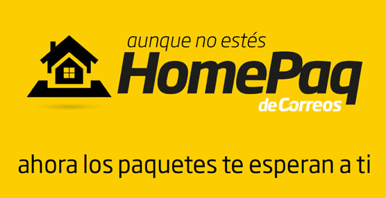Correos pone en marcha HomePaq, un novedoso servicio de paquetería a domicilio único en España
