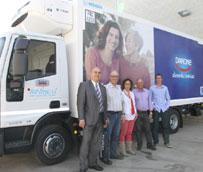 Fraikin entrega las primeras 15 unidades Iveco Eurocargo a la empresa Totfresc, distribuidora de Danone