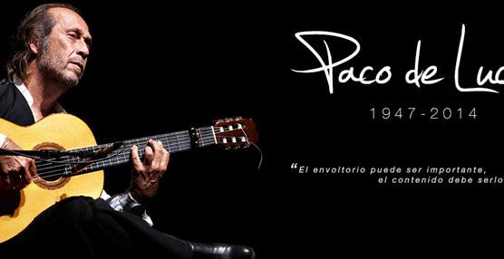 Con un mural de 300 metros se rendirá homenaje a Paco de Lucía en la estación que llevará su nombre en Madrid