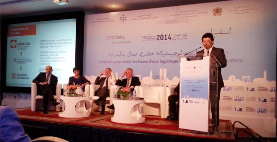 Cimalsa participa en un seminario de consulta para establecer las bases de la logística urbana en Marruecos