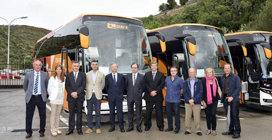 Sarfa refuerza las comunicaciones en la Costa Brava con nuevos buses y una inversión de 1.150.000 euros