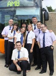 La compañía de transportes Oliveras cuenta con siete nuevos autobuses para dar servicio en Sant Boi