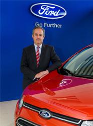 Carlos Artola es el nuevo director de Flotas de Ford España en sustitución de Ignacio Boneu