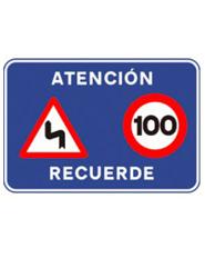 Guitrans informa de una serie de mejoras en las señales de tráfico, que contendrán más información