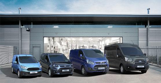 Ford logra su semestre más alto de ventas de comerciales en 16 años, llegando a los 104.000 vehículos
