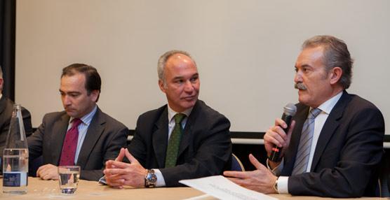 Aetram se reúne con Jiménez de Parga y Carabante para presentarles su nueva Junta Directiva