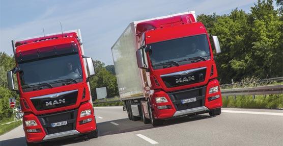 MAN alcanza el equilibrio entre eficiencia y rendimiento con el nuevo TGX D38 para labores exigentes