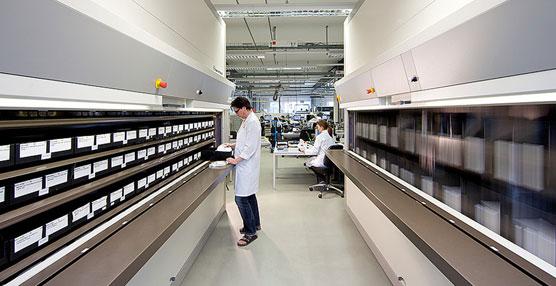 La planta del Grupo Bosch en Madrid adquiere un nuevo almacén automático Hänel Rotomat
