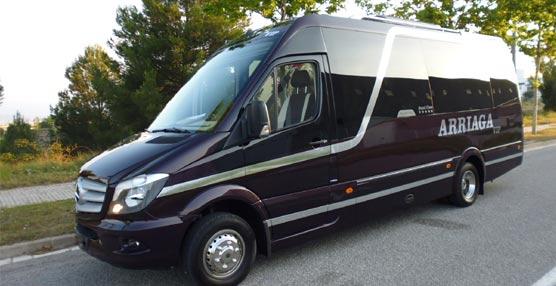 Car-Bus.net entrega a Autobuses Arriaga la primera de cinco unidades Spica a través del concesionario Ondo