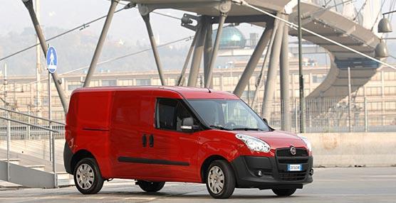 Los modelos de Fiat Professional, Fiat Doblò Cargo y Fiat Fiorino, ganan dos premios en el Reino Unido