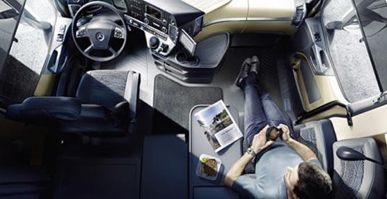 La CETM y Fenadismer se unen a las asociaciones que rechazan la norma francesa sobre descanso en el camión