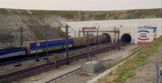 Eurotunnel abre un nuevo camino en su proyecto Terminal 2015 para vehículos industriales