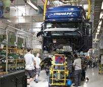 Scania logra una cifra global récord en entrada de pedidos de camiones en el segundo trimestre del año