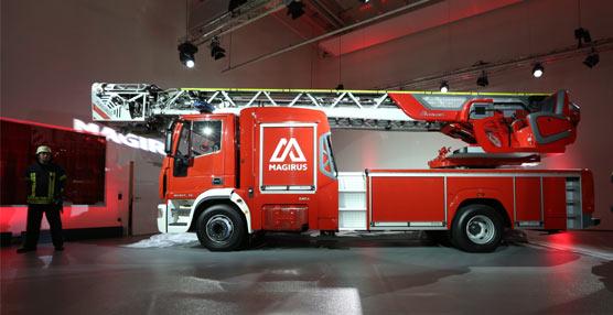 Magirus (CNH Industrial) inaugura el nuevo Centro de Excelencia en su sede central de Ulm (Alemania)