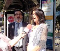 Los usuarios de Mataró Bus cuentan desde este mes con wifi a bordo y WhatsApp para consultar el tiempo de espera