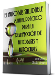 Se lanza el libro electrónico 'El autobús saludable', un manual práctico para la desinfección de autobuses y autocares