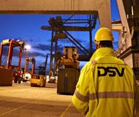 El operador logístico DSV Air & Sea gestiona el envío a Chile de 300 contenedores con material fotovoltaico