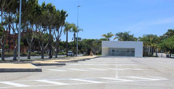 Estepona mejora el servicio de transporte con la entrada en funcionamiento de la nueva estación de autobuses