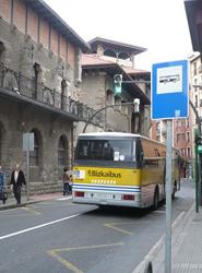Bizkaibus pone en funcionamiento una nueva tarjeta mensual de transporte para menores de 26 años