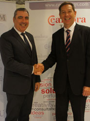 DHL, nueva empresa Premium de la Cambra de Tarragona que dará impulso a las iniciativas de la institución