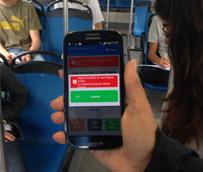 Guipúzcoa pone a prueba una aplicación que ayuda a las personas mayores a moverse en transporte público
