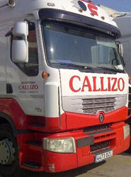 Transportes Callizo incrementará en la Plataforma Logística de Teruel (Platea) sus instalaciones y actividades logísticas