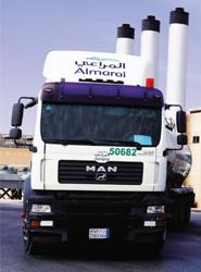 Wabco amplía su negocio de soluciones de gestión de flotas con un importante contrato en Arabia Saudí
