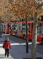 La línea de alta capacidad en Granada, con sus defensores y detractores, inicia la fase de pruebas en las paradas