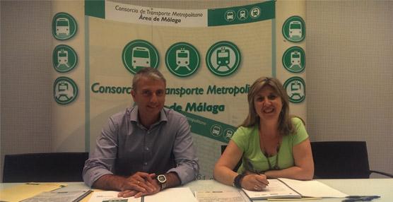Se suscriben los contratos-programa entre el Consorcio de Transporte Metropolitano y MetroMálaga