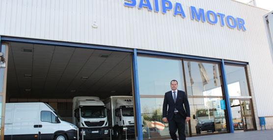 SAIPA Motor asume la gestión del concesionario de Iveco en la localidad de Quart de Poblet (Valencia)