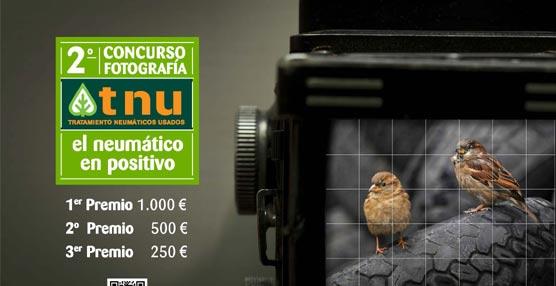 TNU pone en marcha el 2º concurso fotográfico 'El neumático en positivo', con un premio de 1.000 euros