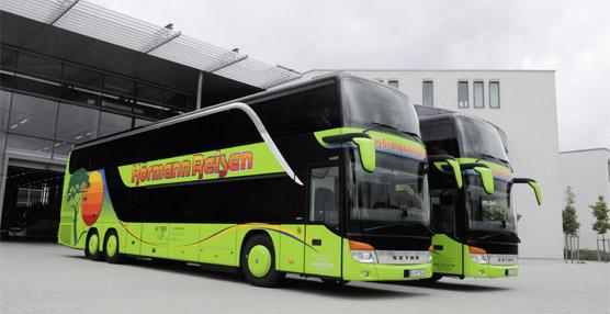 La empresa alemana Hörmann-Reisen GmbH pasa toda su flota de autocares a la marca Setra