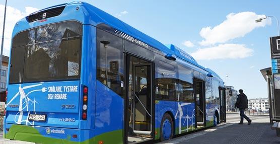 Volvo Buses y ABB estrenan en el transporte público de Luxemburgo su colaboración en pro de la movilidad eléctrica