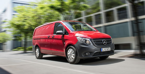 La nueva Mercedes Benz Vito pretende convertirse en el referente entre las furgonetas medianas