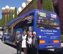 Sagalés incrementa sus tráficos en las costas Brava y de Barcelona y mejora la información al usuario